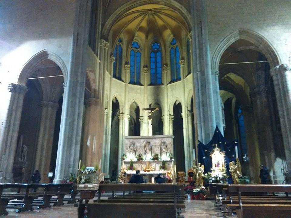 Basilica di San Lorenzo Maggiore napoli 42