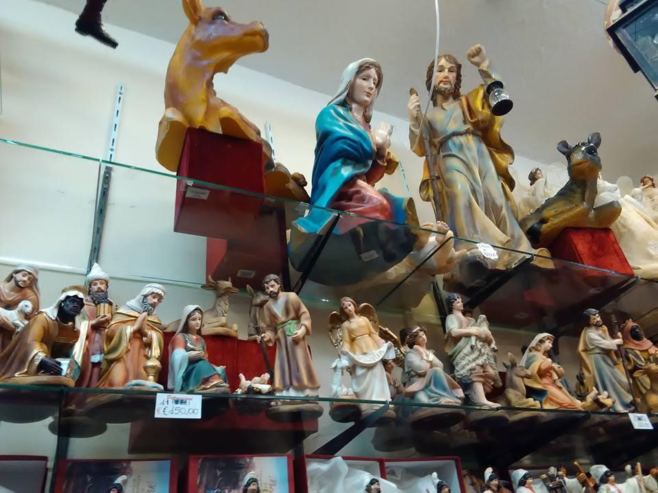 via san gregorio armeno 27