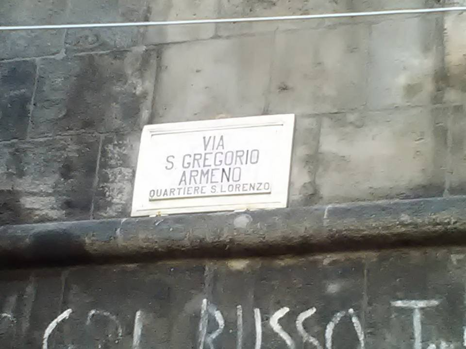 via san gregorio armeno 6