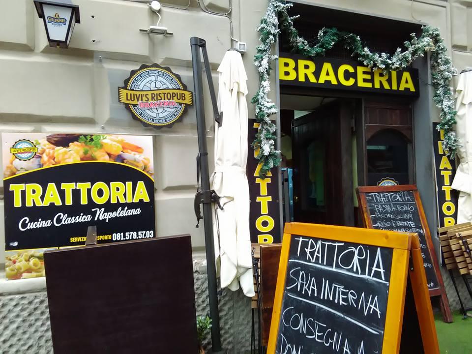 Luvi's Trattoria Braceria vomero neapol 11