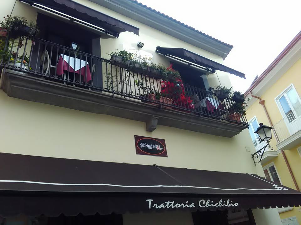 Trattoria Chichibio caserta 7