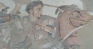 alexander makedonski muzej napoli