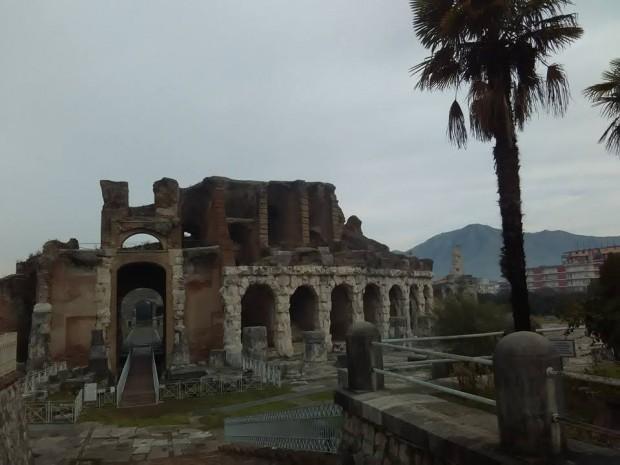 gladiatorska arena capua 1