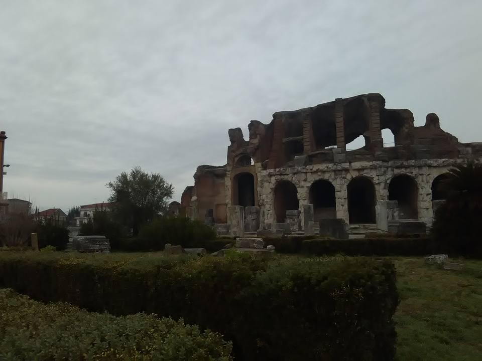 gladiatorska arena capua 10