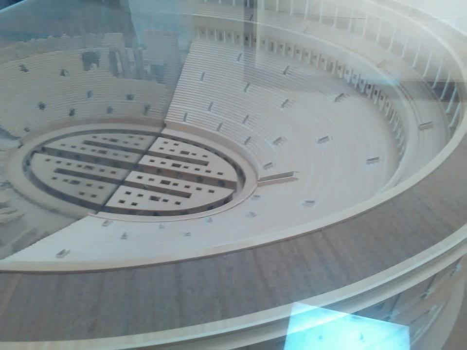 gladiatorska arena capua 101