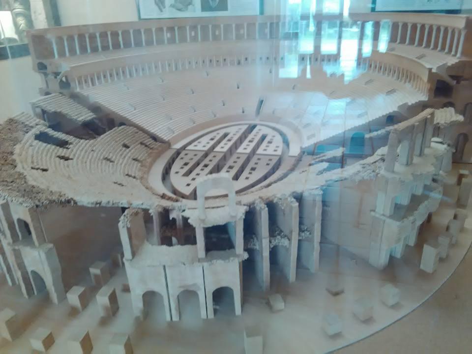 gladiatorska arena capua 105