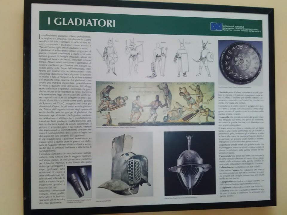 gladiatorska arena capua 109