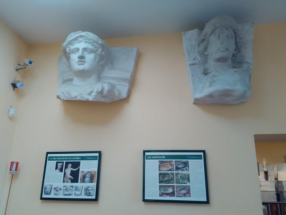gladiatorska arena capua 115