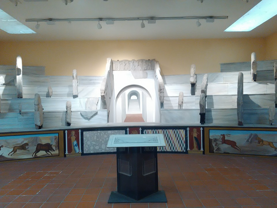 gladiatorska arena capua 116