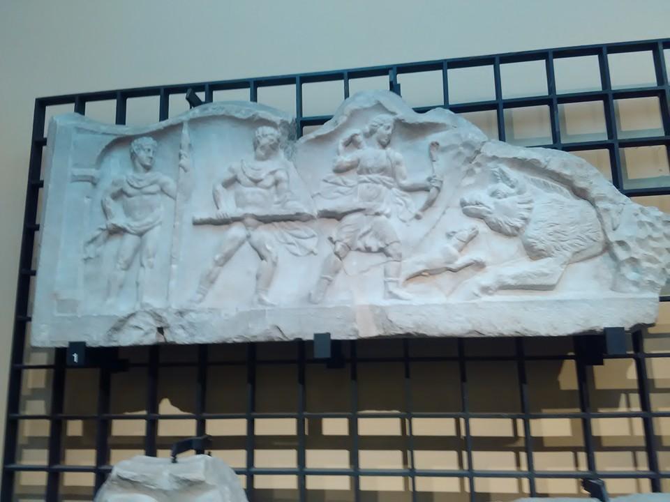 gladiatorska arena capua 121