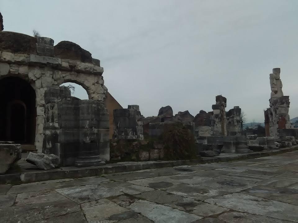 gladiatorska arena capua 13