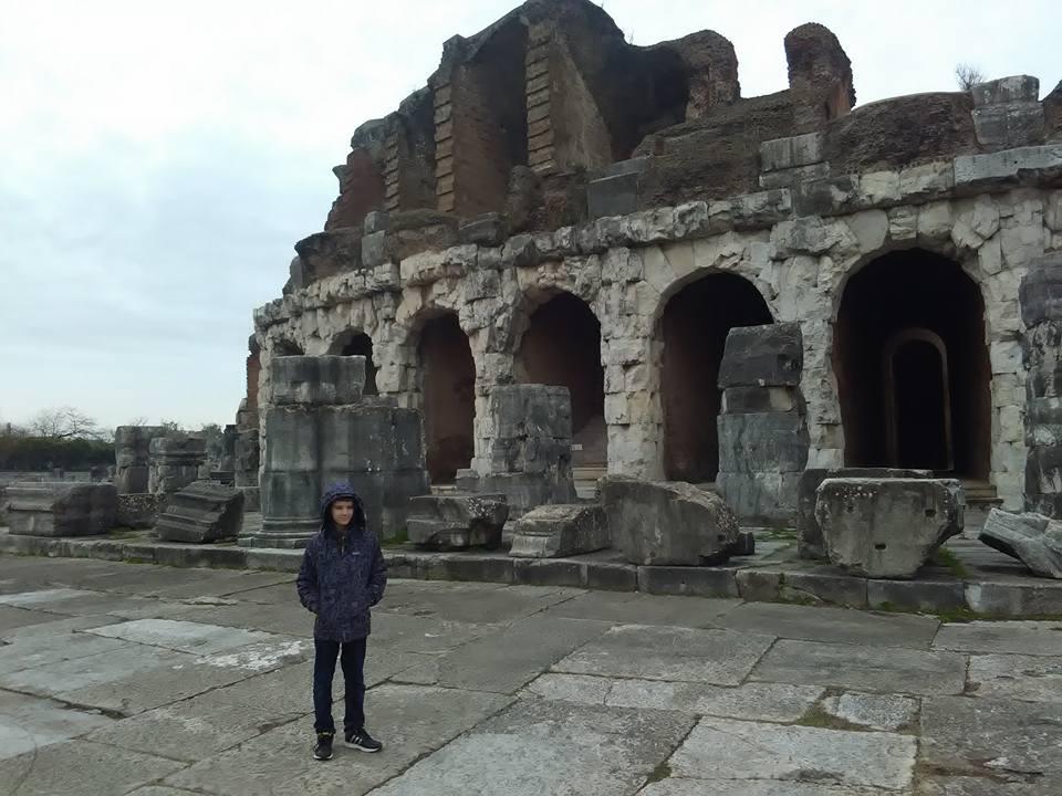 gladiatorska arena capua 14