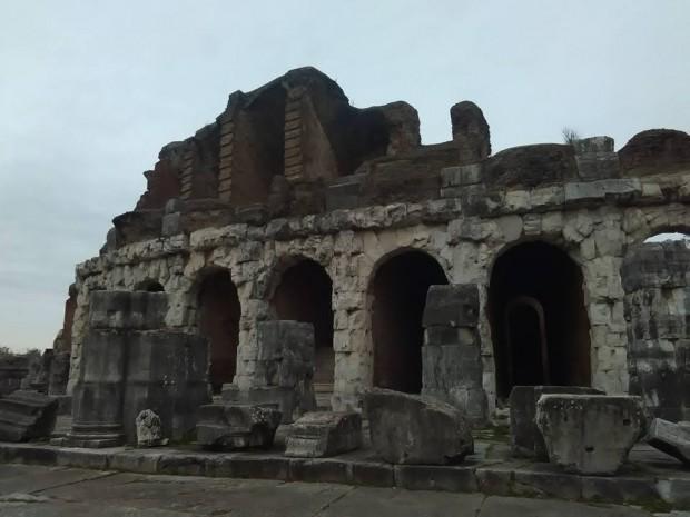 gladiatorska arena capua 15