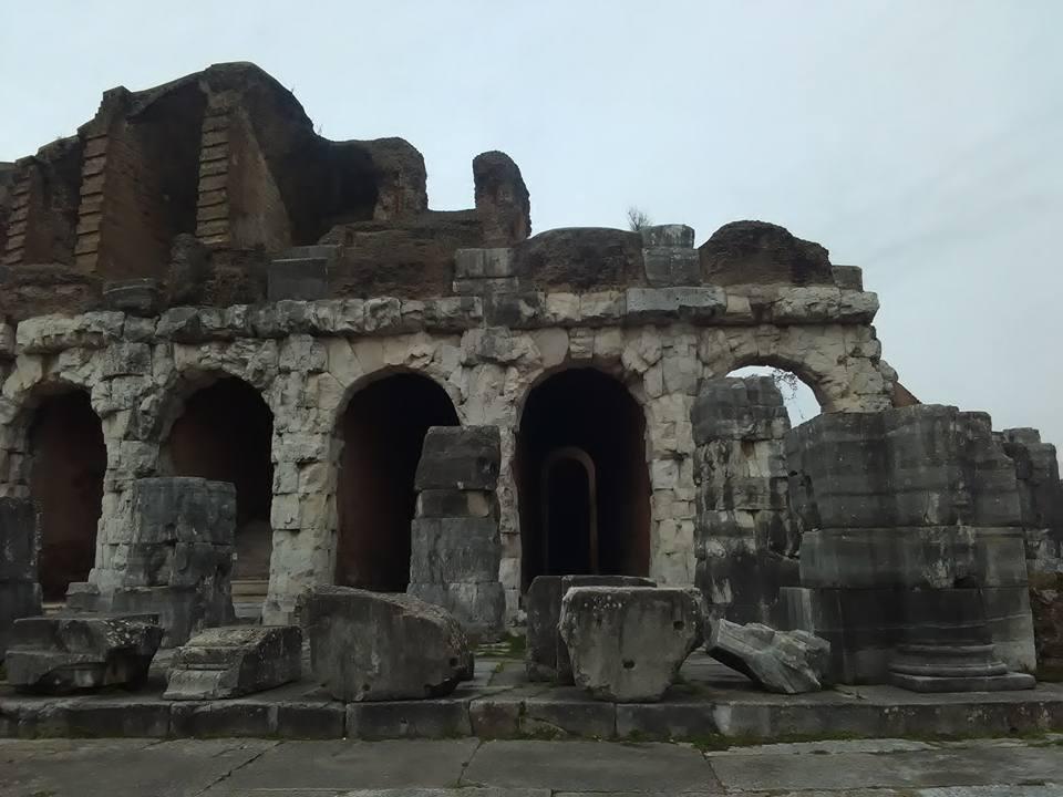 gladiatorska arena capua 16