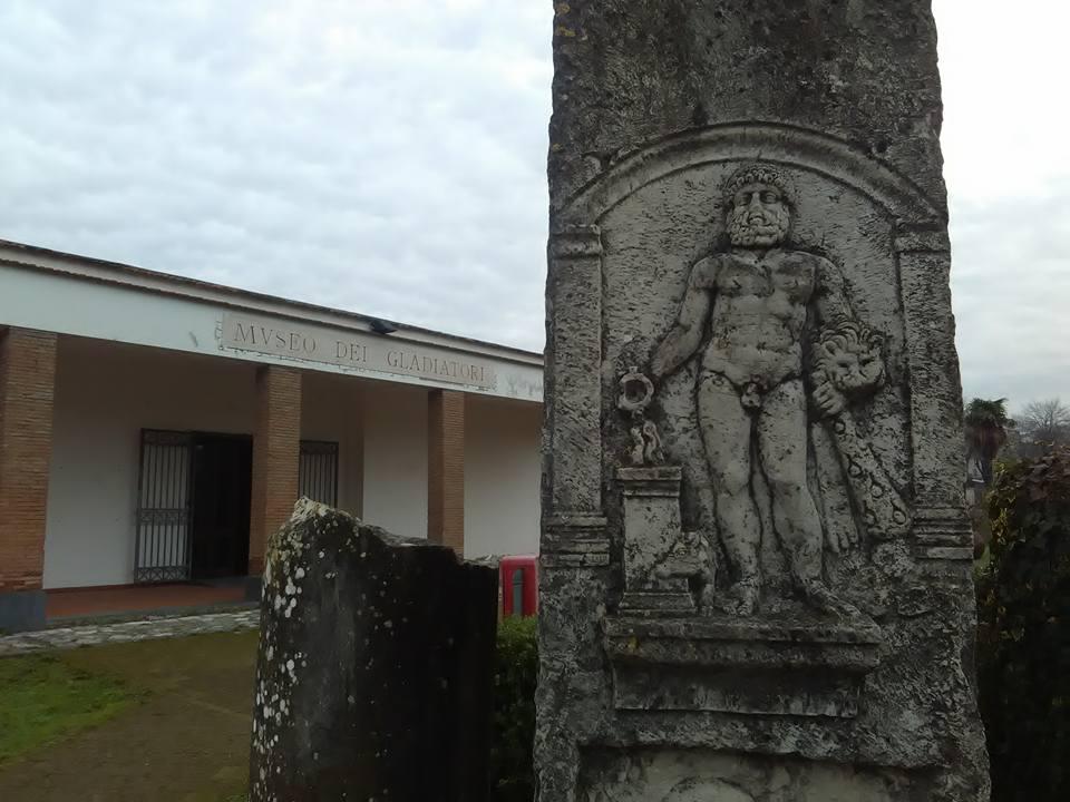 gladiatorska arena capua 17