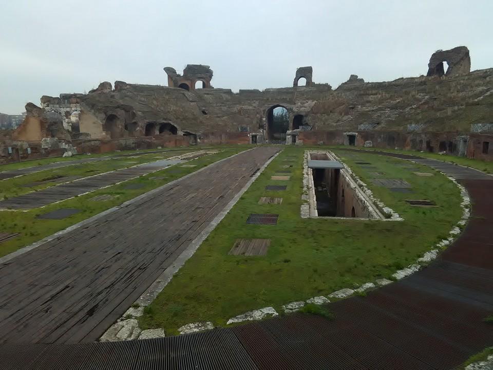 gladiatorska arena capua 26