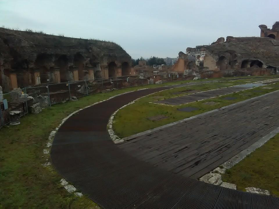 gladiatorska arena capua 29