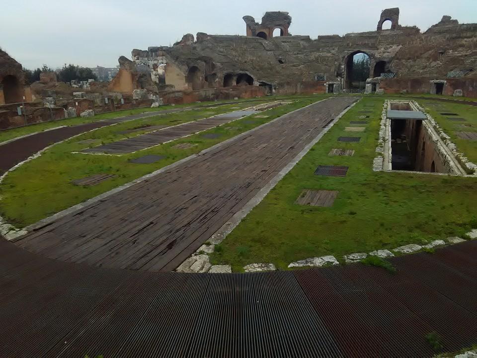 gladiatorska arena capua 30