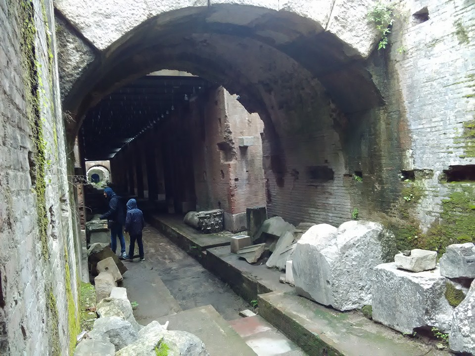 gladiatorska arena capua 32