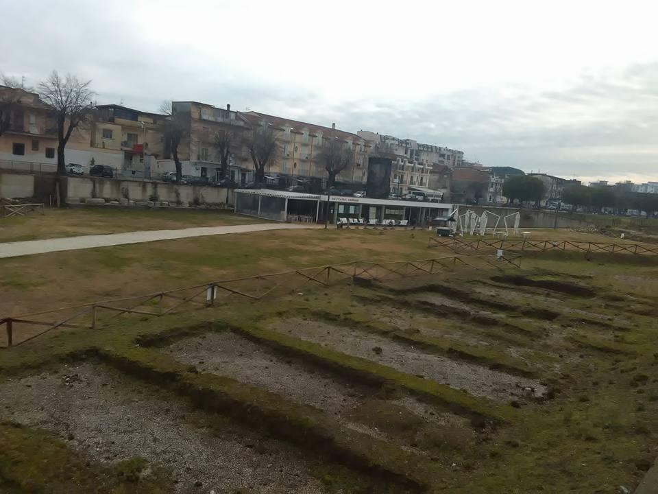 gladiatorska arena capua 4