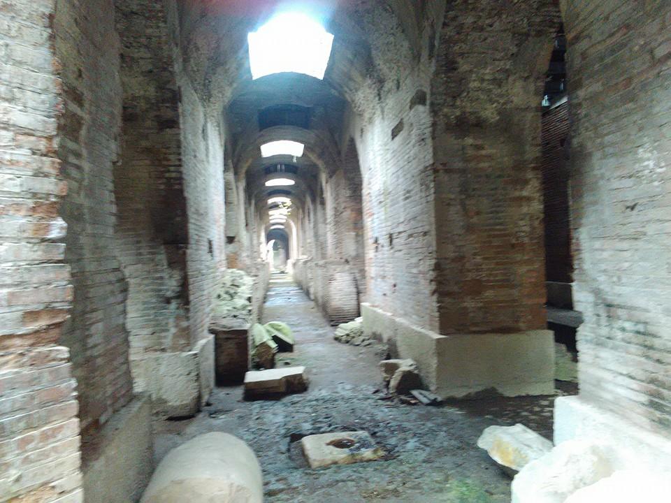 gladiatorska arena capua 40