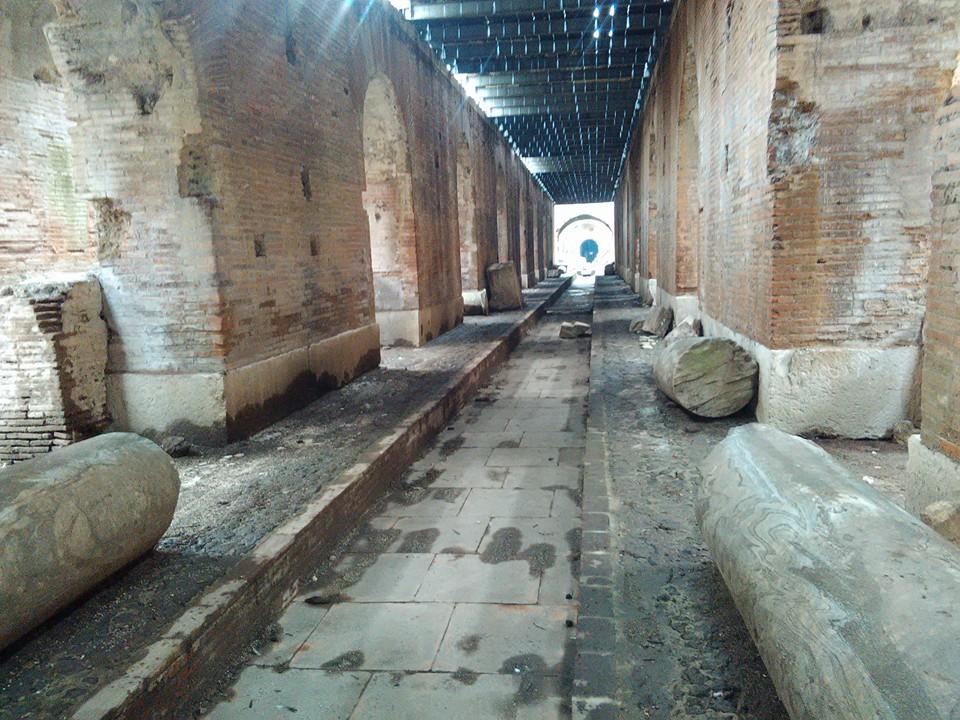 gladiatorska arena capua 46