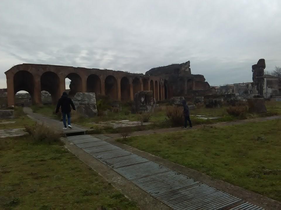 gladiatorska arena capua 49
