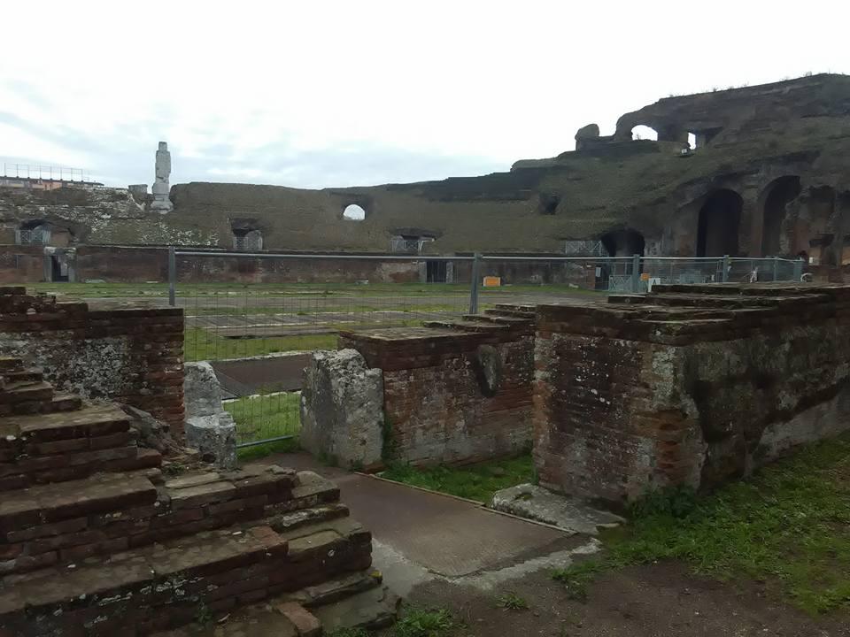 gladiatorska arena capua 52