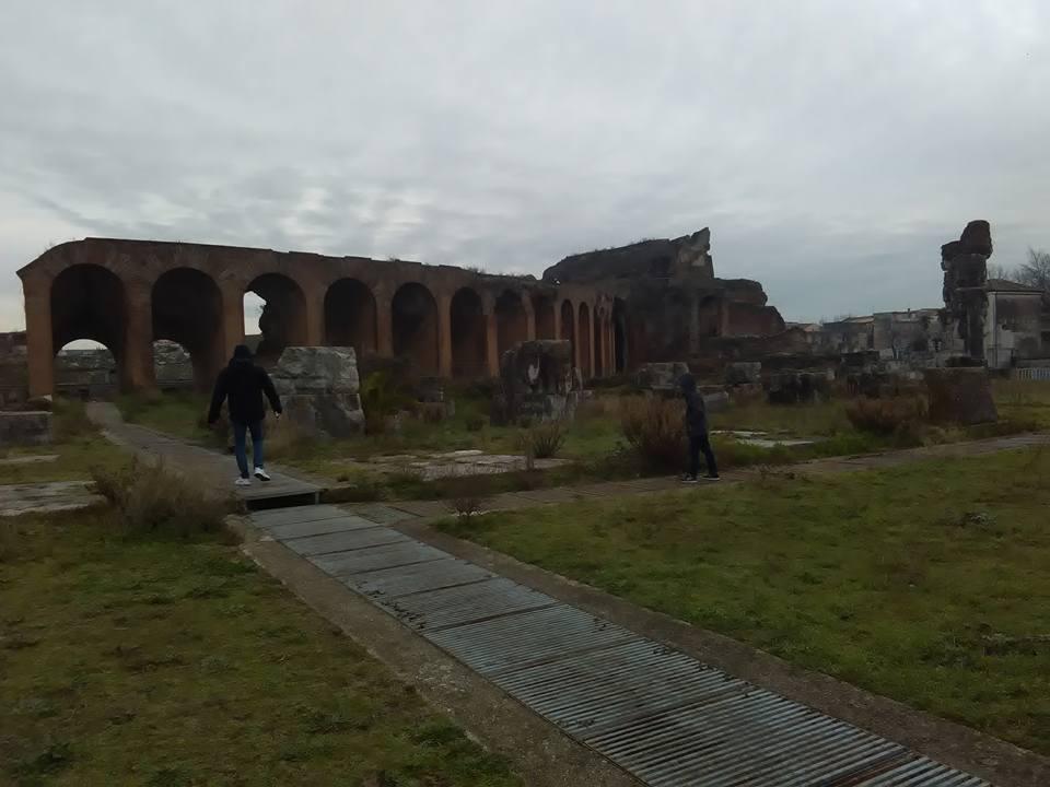 gladiatorska arena capua 55