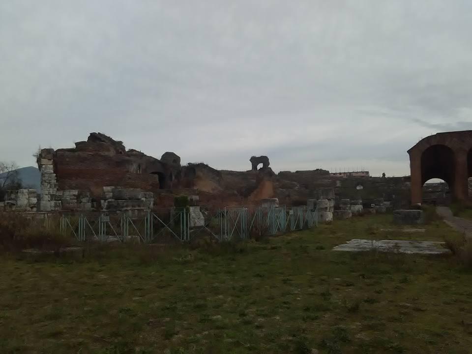 gladiatorska arena capua 56
