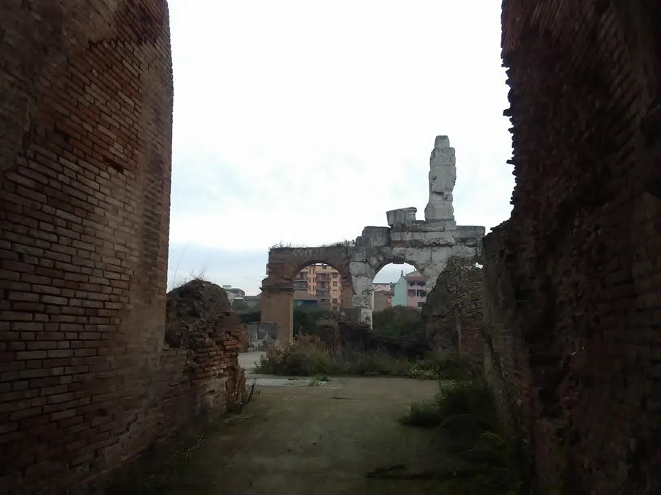 gladiatorska arena capua 61