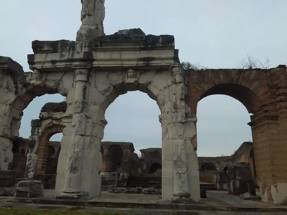 gladiatorska arena capua 69