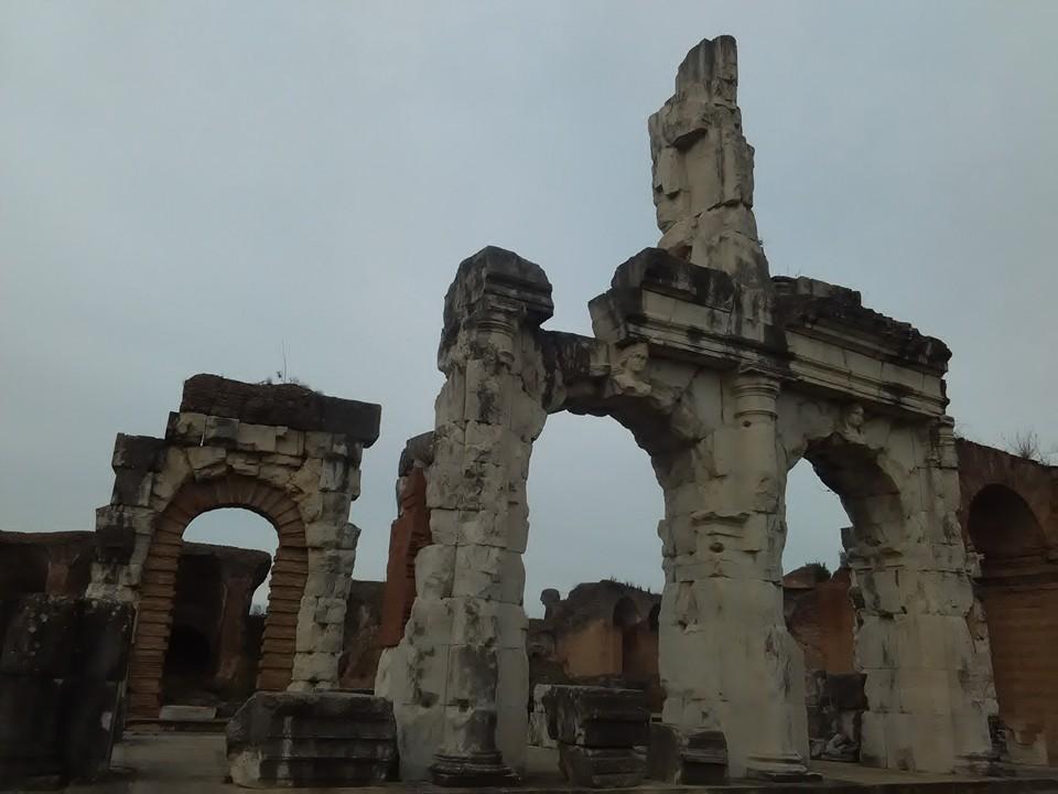 gladiatorska arena capua 77