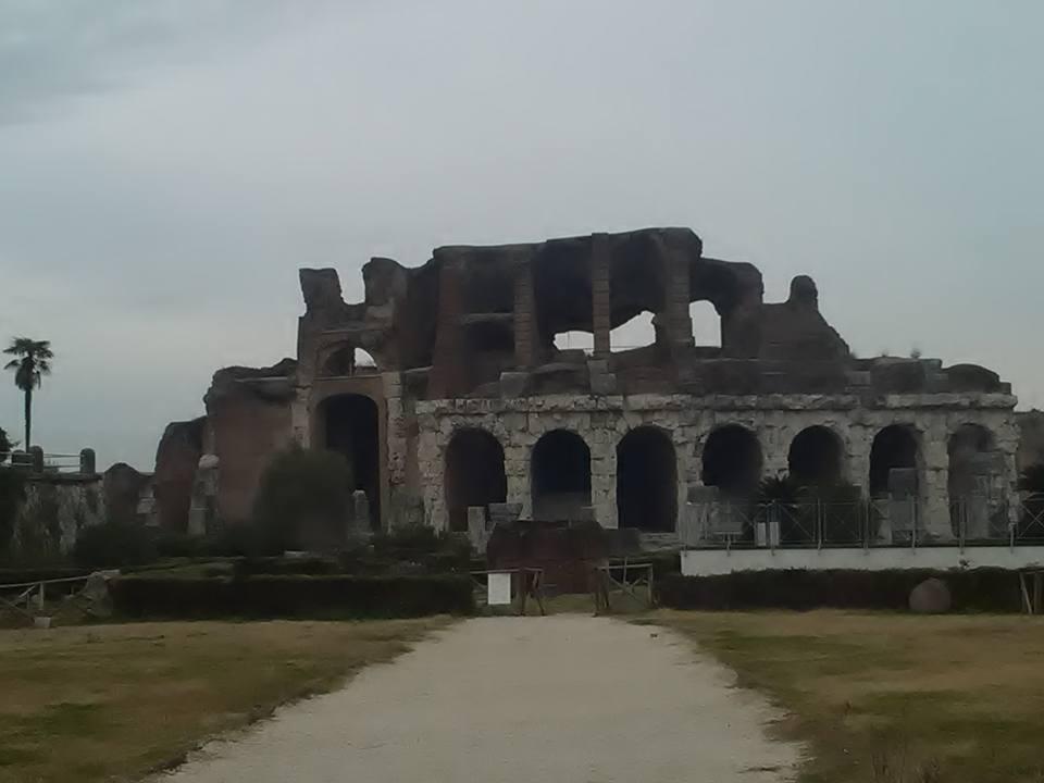 gladiatorska arena capua 8