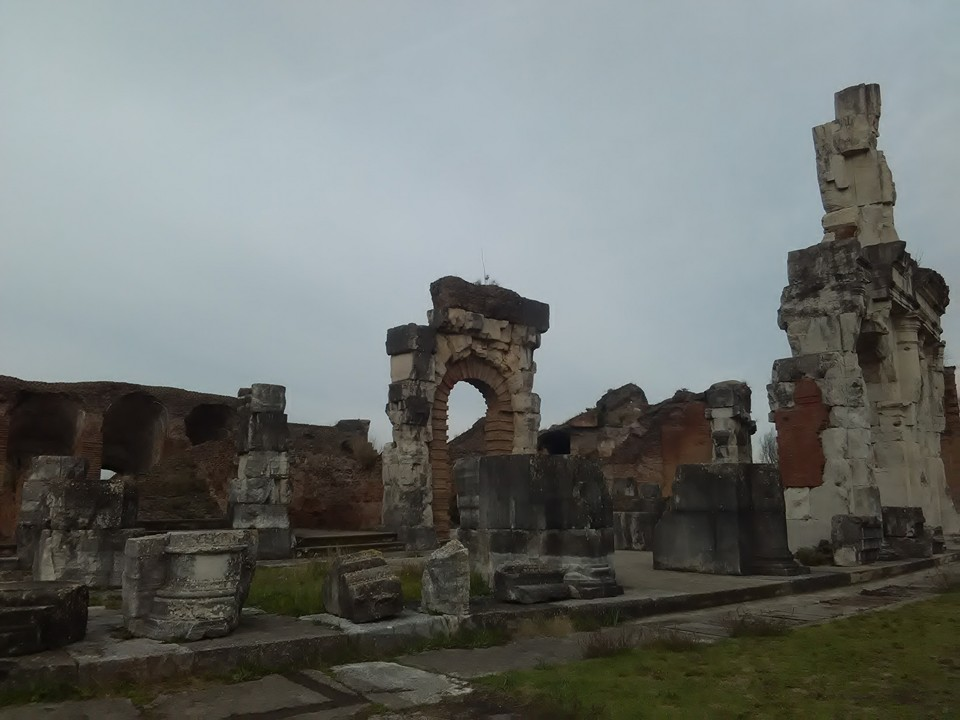 gladiatorska arena capua 82