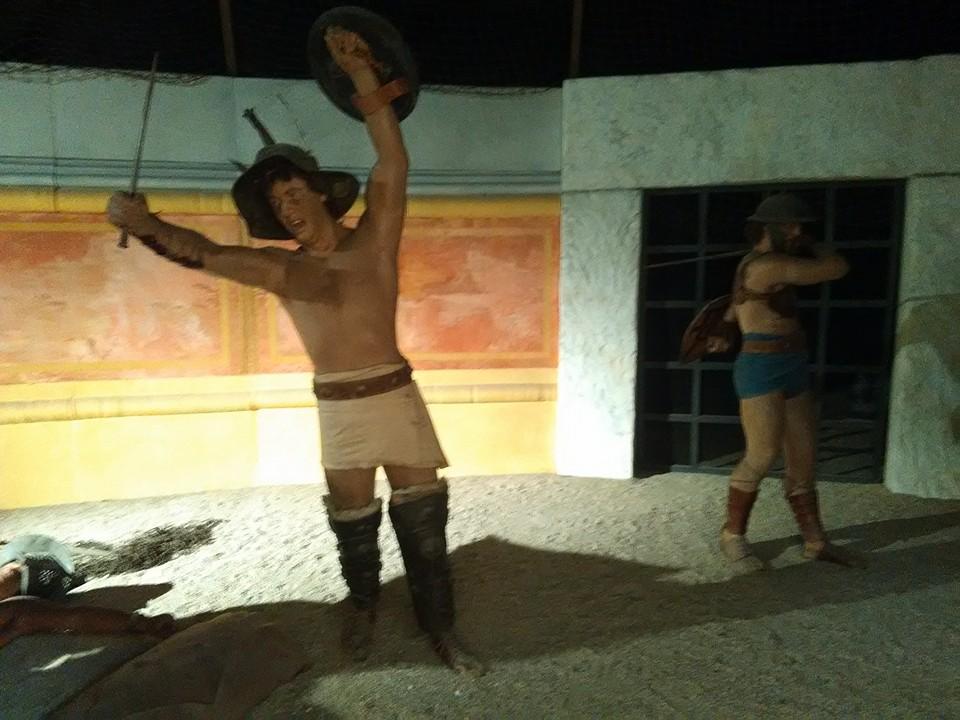 gladiatorska arena capua 88