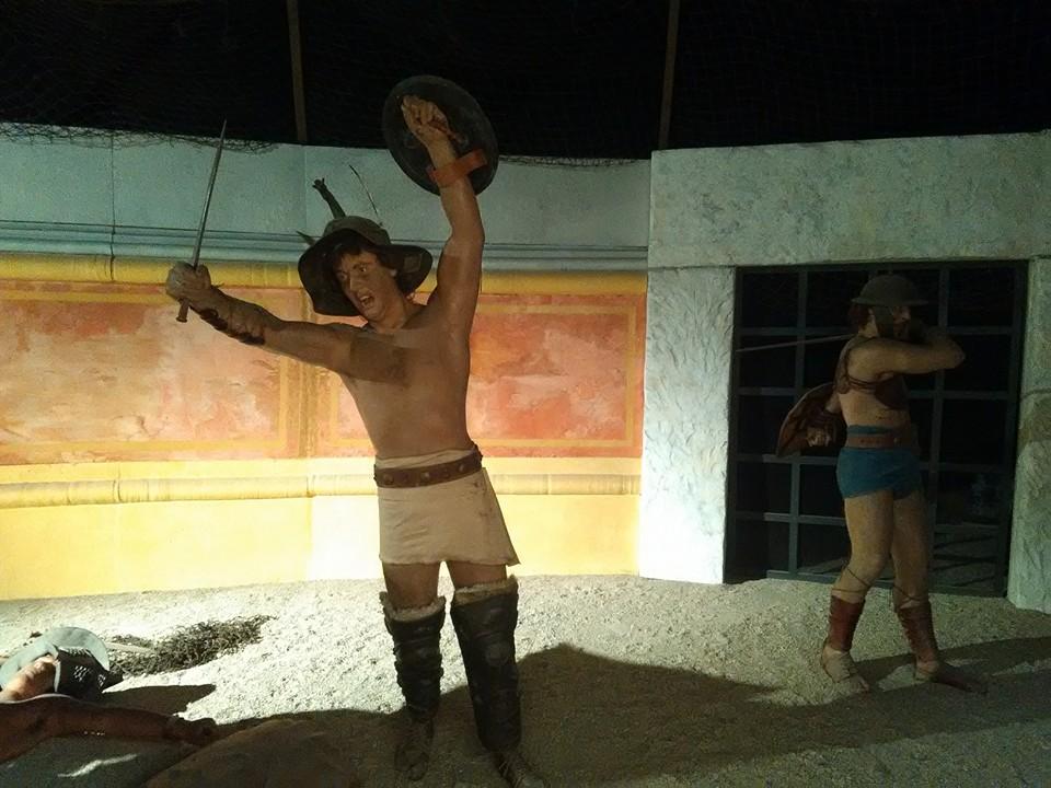 gladiatorska arena capua 89