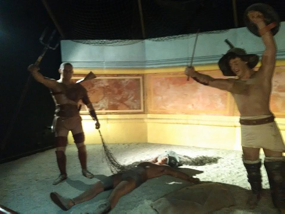 gladiatorska arena capua 90