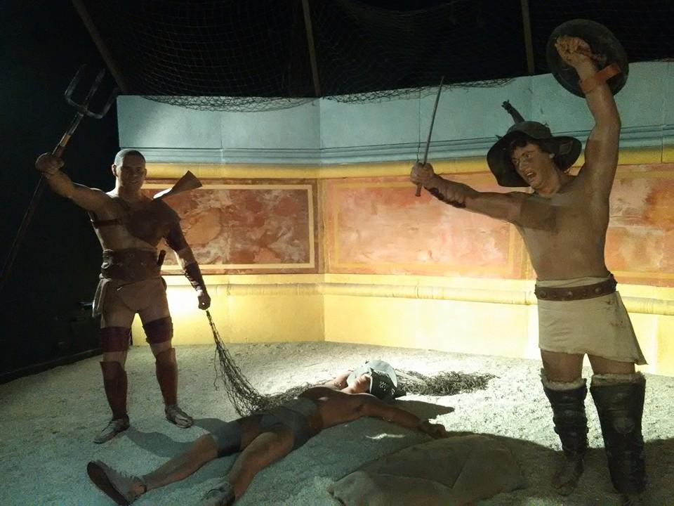 gladiatorska arena capua 91