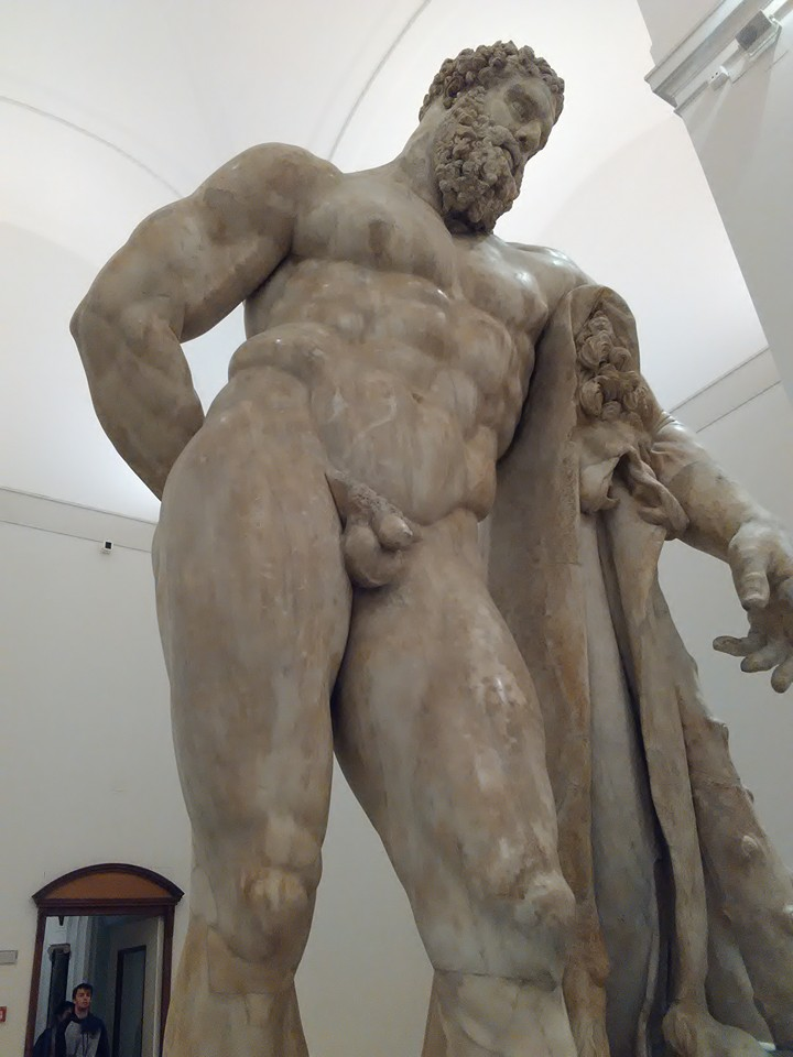 hercules national archaeological museum naples 237
