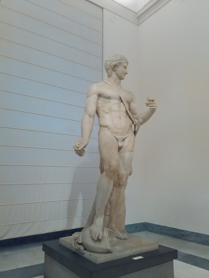 national archaeological museum naples 273