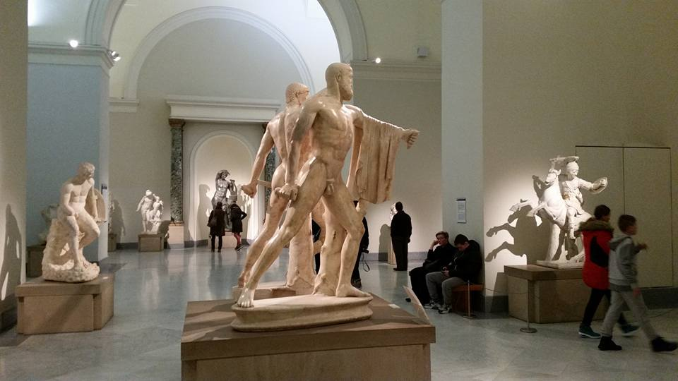 national archaeological museum naples 360