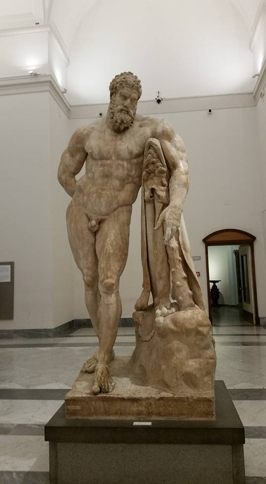 hercules national archaeological museum naples 387