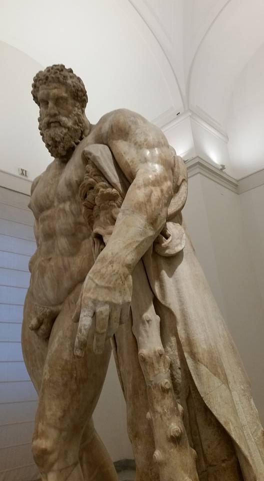 hercules national archaeological museum naples 389