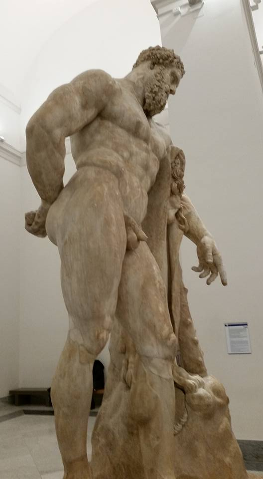 national archaeological museum naples 394 hercules