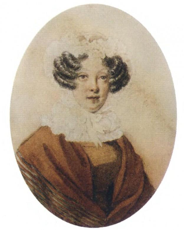Наталия Ивановна  Загряжская, майка на Наталия Николаена Гончарова