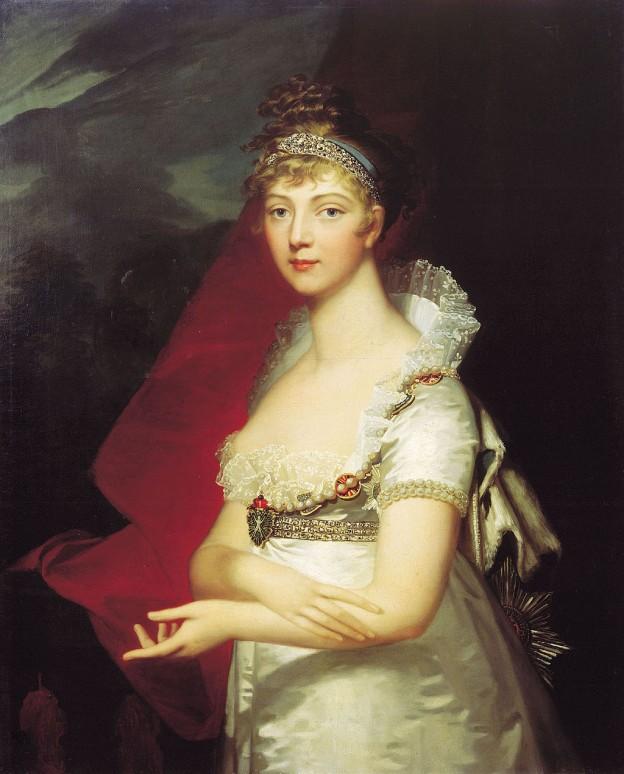 Елизавета Алексеевна (1807)