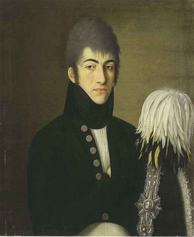 Алексей Яковлевич Охотников