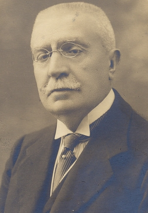 """Иван Гешов, 1920 г. Източник: ДА """"Архиви"""""""