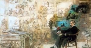 Сънят на Дикенс, Робърт Бъс (1875)